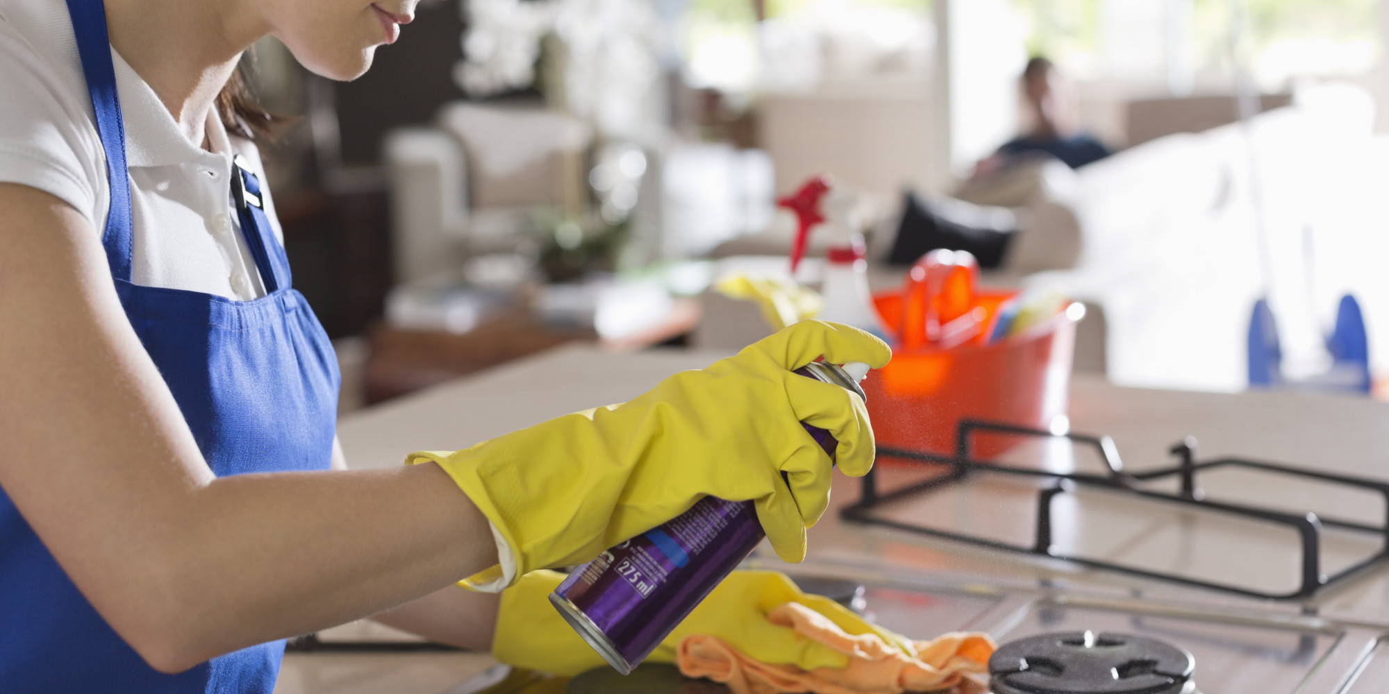 Importance of End of Tenancy Kitchen Cleaning