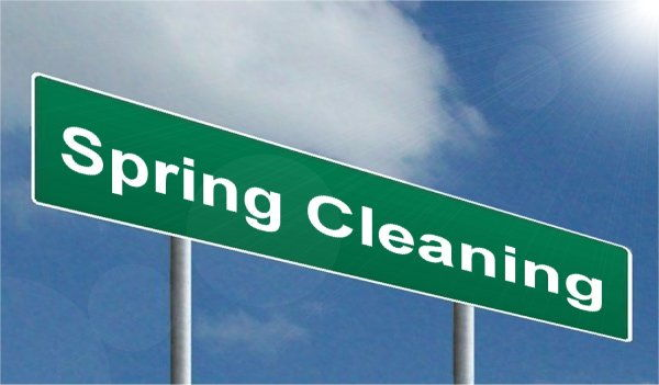 5 ways Spring Cleaning can Boost your Bank Balance