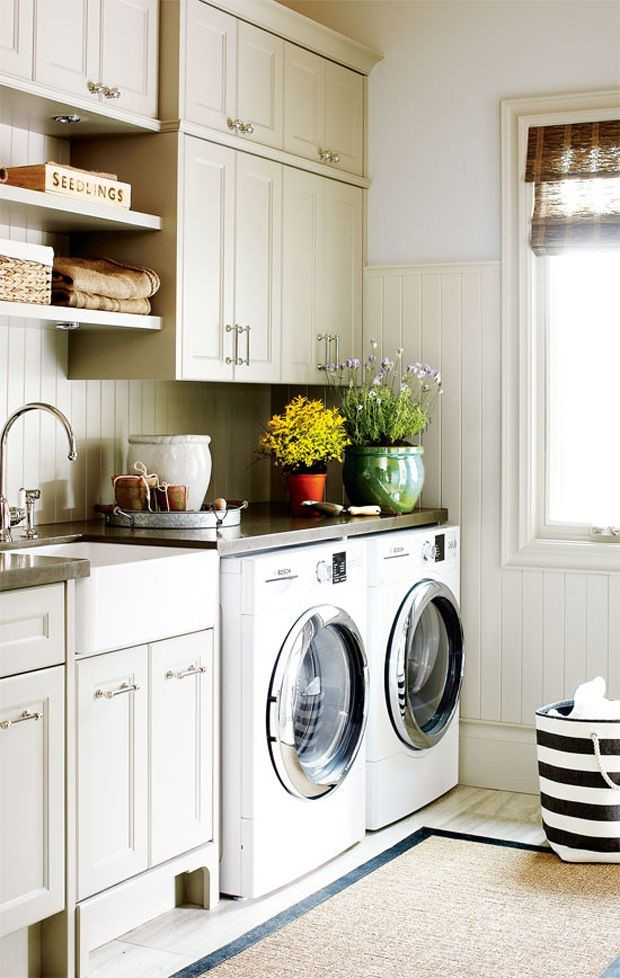 Worst places to clean - utility