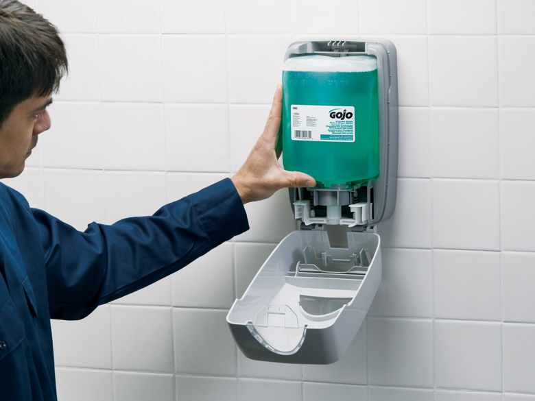 Top 10 filthiest objects you come across daily rubandscrub - Soap dispensers for commercial bathrooms ...
