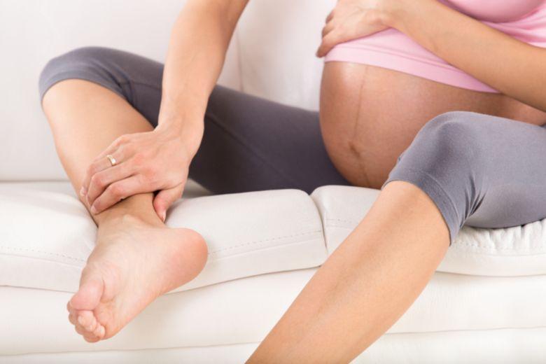 Беременность крутит ноги и руки