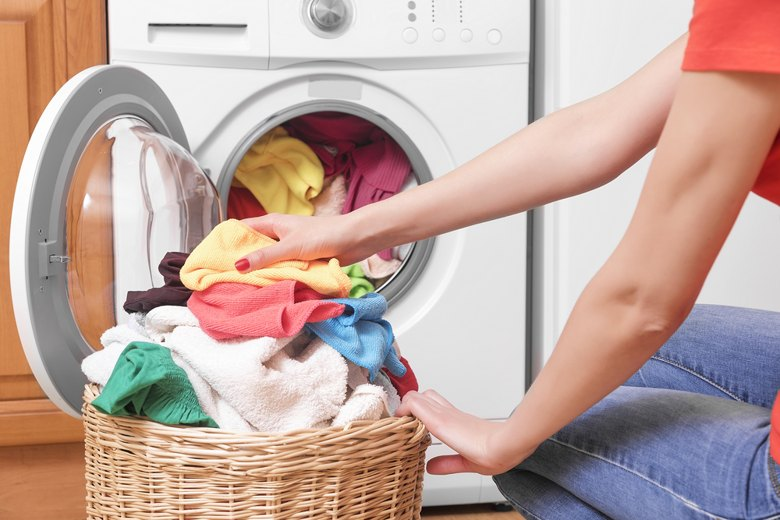 Is Your Washing Machine Making Clothes Even Dirtier