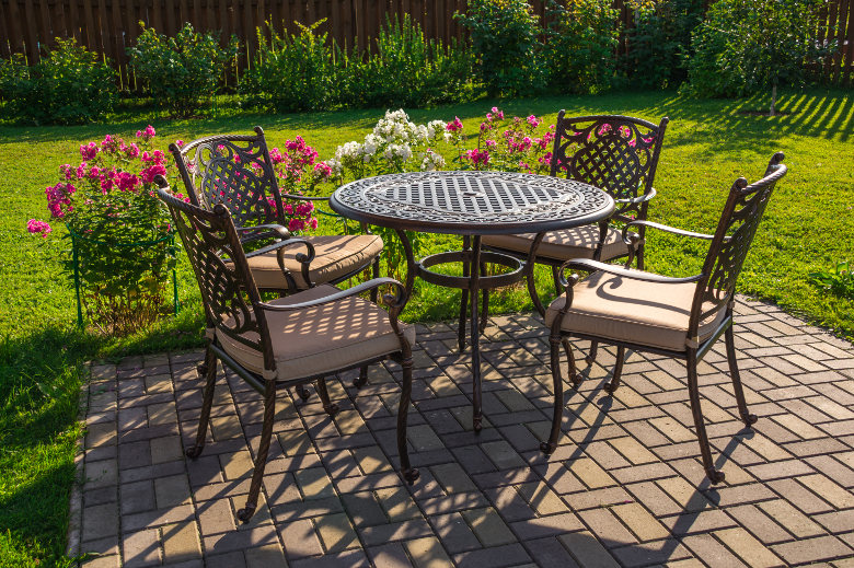 Tips on How to Keep Your Garden Furniture Clean