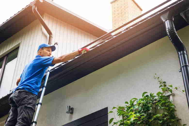 House Gutter Cleaning Guide